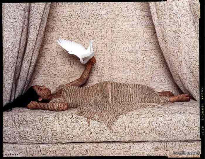 La Sultane Lalla Essaydi Femmes du Maroc 83