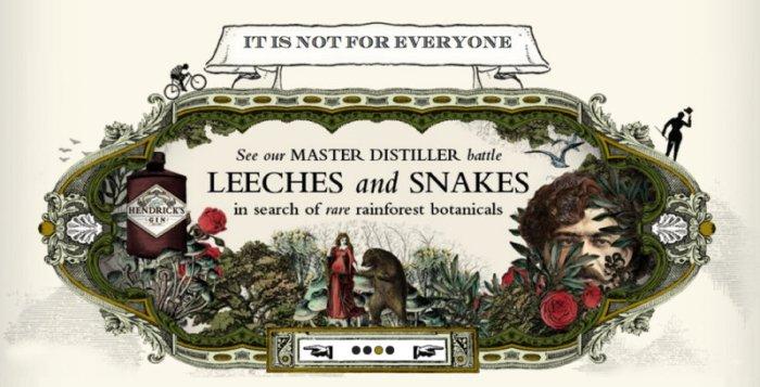 Leeches & Snakes