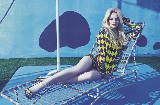 California Girl deckchair