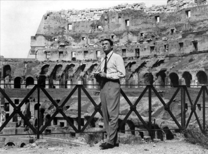 Vacances romaines Colisée