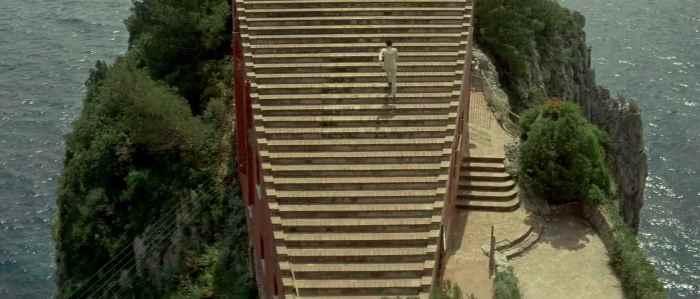 Mépris escalier Comp
