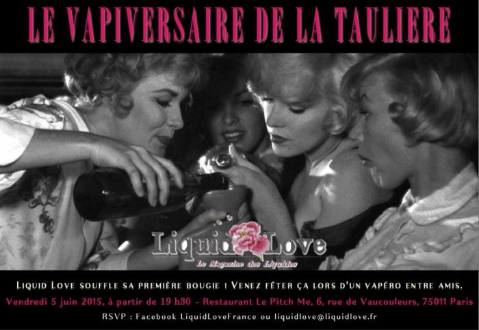 Invitation Vapiversaire 2015